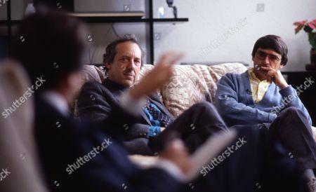 Melvyn Bragg, Malcolm Bradbury and David Lodge