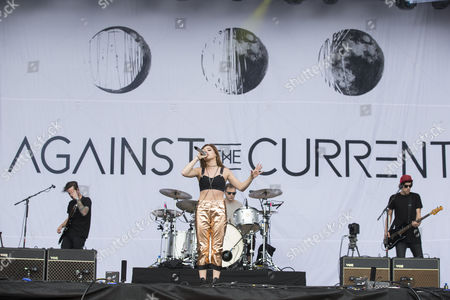 Against The Current - Chrissy Costanza