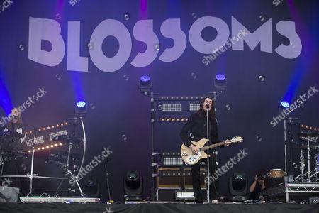 Blossoms - Myles Kellock and Tom Ogden