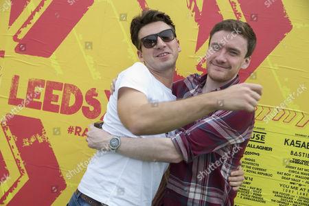 Editorial photo of Leeds Festival, Day 1, Bramham Park, Leeds, UK - 25 Aug 2017