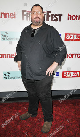 Editorial photo of 'Fanged Up' film premiere, Horror Channel FrightFest, London, UK - 25 Aug 2017