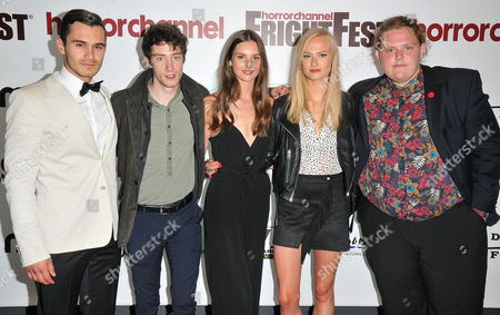 Editorial image of 'Leatherface' film premiere, Horror Channel FrightFest, London, UK - 25 Aug 2017