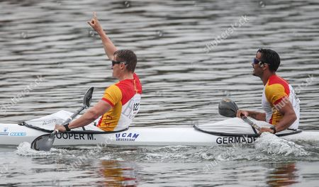 Marcus Cooper Walz and Rodrigo Germande