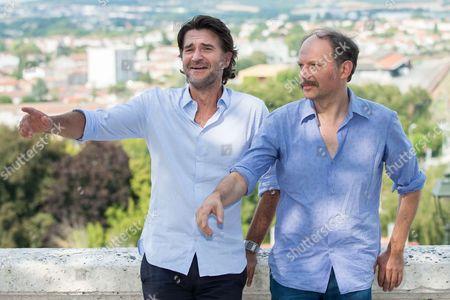 Stock Picture of Olivier Ayache Vidal, Denis Podalydes