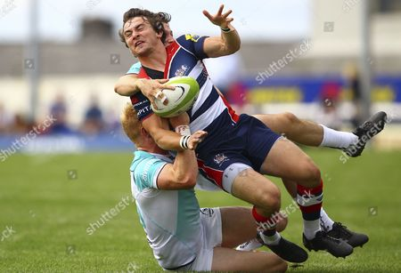 Editorial image of Connacht Rugby v Bristol Rugby, Ireland - 25 Aug 2017