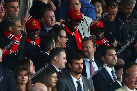 Editorial picture of Manchester United v Leicester City, Premier League, Old Trafford, Manchester, Greater Manchester, UK - 26 Aug 2017
