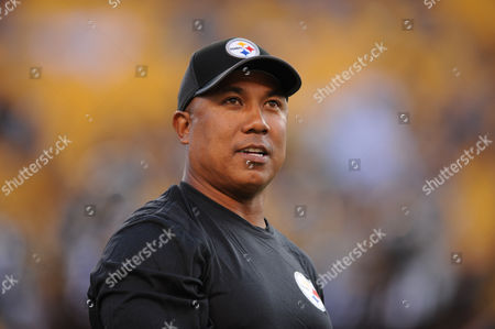 Hines Ward during the Indianapolis Colts vs Pittsburgh Steelers game at Heinz Field in Pittsburgh, PA
