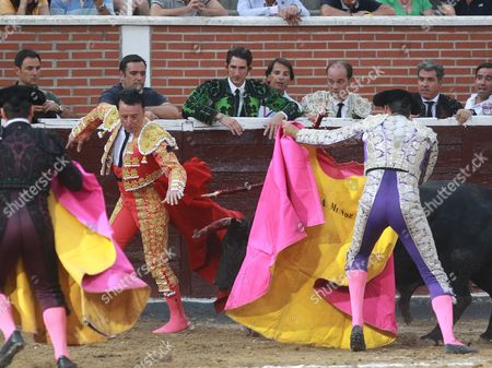 Bullfighter Jose Ortega Cano