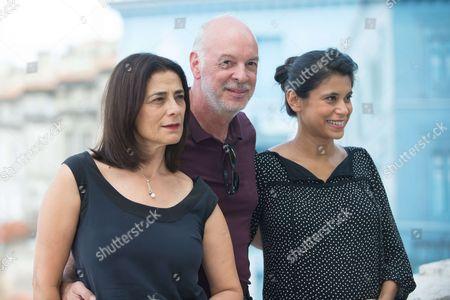 Hiam Abbass, Philippe Van Leeuw, Juliette Navis