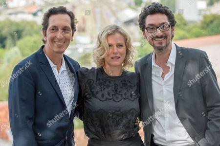 Stephane Foenkinos, Karin Viard, David Foenkinos