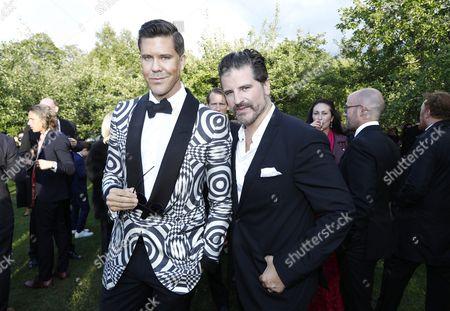 Editorial photo of Malin and Sigge Eklund renew vows, Stockholm, Sweden - 25 Aug 2017