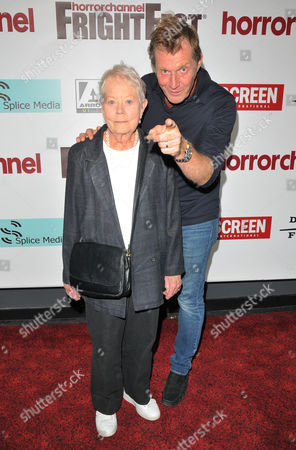 Annette Crosbie and Jason Flemyng
