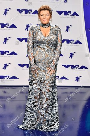 Editorial image of MTV Video Music Awards, Arrivals, Los Angeles, USA - 27 Aug 2017