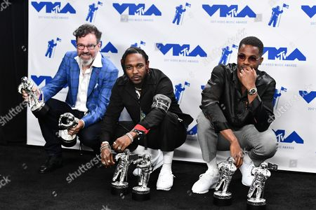 Editorial image of MTV Video Music Awards, Press Room, Los Angeles, USA - 27 Aug 2017