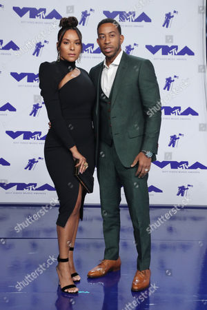 Eudoxie Mbouguiengue and Ludacris