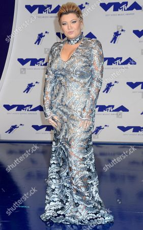 Editorial photo of MTV Video Music Awards, Arrivals, Los Angeles, USA - 27 Aug 2017