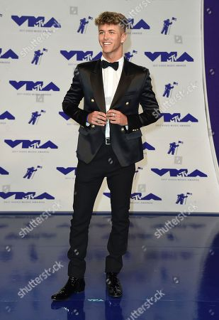 Editorial picture of 2017 MTV Video Music Awards - Arrivals, Inglewood, USA - 27 Aug 2017