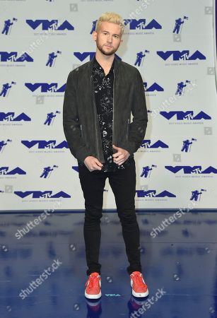 Editorial image of 2017 MTV Video Music Awards - Arrivals, Inglewood, USA - 27 Aug 2017