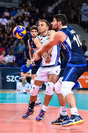 Massimo Colaci and Filippo Lanza of Italy