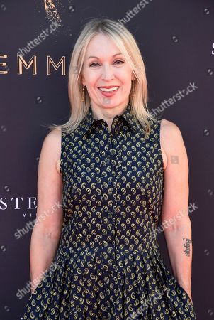 Marguerite Derricks attends the Choreography Nominee Reception at the Television Academy's Saban Media Center, in the NoHo Arts District in Los Angeles