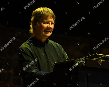 Stock Picture of Deep Purple - Don Airey