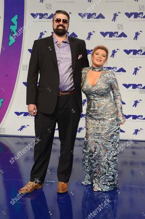 Andrew Glennon and Amber Portwood