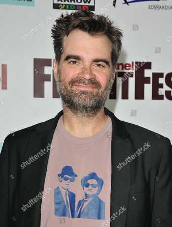 Editorial picture of The 'Mayhem' film premiere, Horror Channel FrightFest, London, UK - 27 Aug 2017