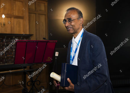 Stock Picture of Venkatraman Ramakrishnan