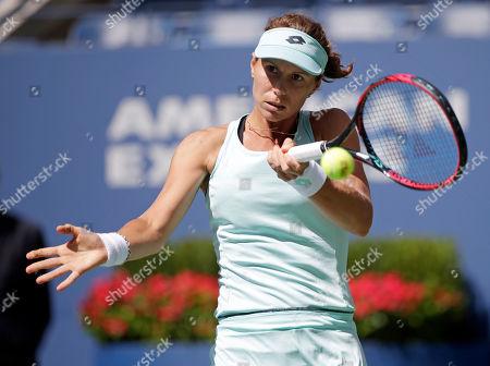 Editorial photo of US Open Tennis, New York, USA - 28 Aug 2017