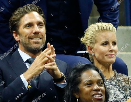 Editorial picture of US Open Tennis, New York, USA - 28 Aug 2017