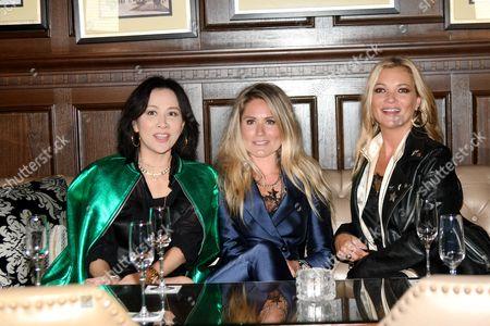 Carina Lau, Nikkie Plessen, Kate Moss