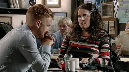 Ep 9246 Monday 11th September 2017 - 21st Ep Izzy Armstrong, as played by Cherylee Houston, confides in Gary Windass, as played by Mikey North, that Jake needs speech and language therapy and it could cost thousands, will Gary have a change of heart? Burying his fears, Gary makes the decision to return to the Ukraine to fund his son's medical bills.
