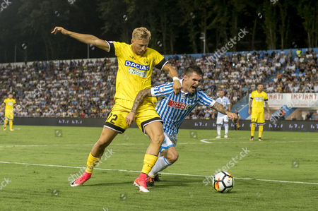 Antonin Barak (Udinese), Federico Viviani (SPAL)