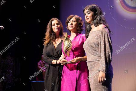 Editorial photo of Francophone Film Festival, Angouleme, France - 27 Aug 2017