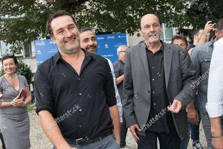 Eric Toledano, Olivier Nakache, Jean Pierre Bacri, Benjamin Laverhne, Gilles Lellouche, Jean Paul Rouve