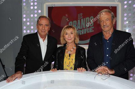 Yves Lecoq, Marie-Anne Chazel, Patrick Chesnais