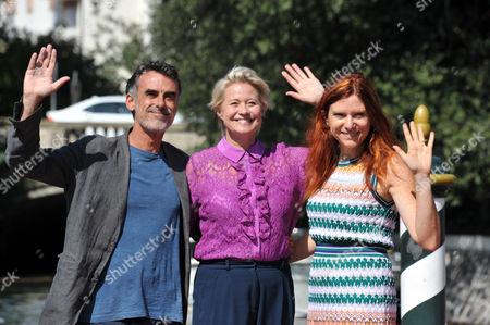 Thomas Trabacchi, Trine Dyrholm, Susanna Nicchiarelli