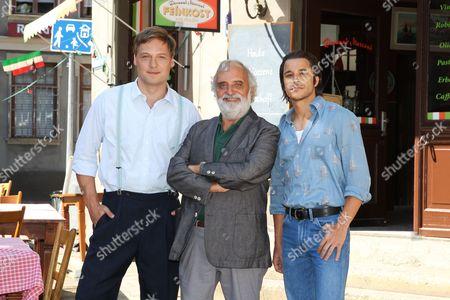 Christoph Letkowski, Alessandro Bressanello, Kostja Ullmann, ..