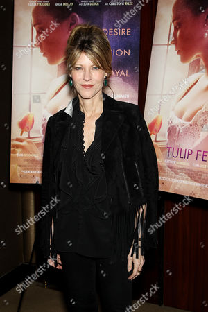 """Editorial photo of Special New York Screening of The Weinstein Company's New Film """"Tulip Fever"""", New York, USA - 29 Aug 2017"""
