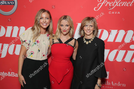 Hallie Meyers-Shyer, Director/Writer, Reese Witherspoon, Nancy Meyers, Producer,