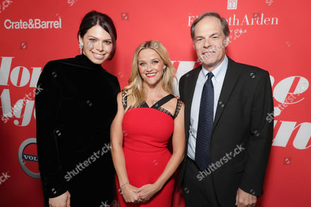 Erika Olde, Producer, Reese Witherspoon, Tom Ortenberg, Chief Executive Officer of Open Road Films,