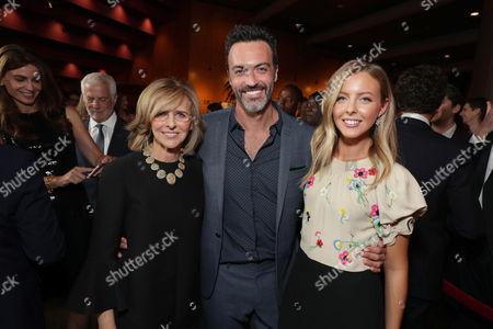 Nancy Meyers, Producer, Reid Scott, Hallie Meyers-Shyer, Director/Writer,