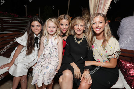 Lola Flanery, Eden Grace Redfield, Reese Witherspoon, Nancy Meyers, Producer, Hallie Meyers-Shyer, Director/Writer,