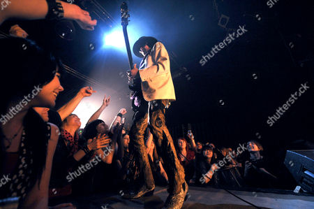 Hanoi Rockst - Andy McCoy