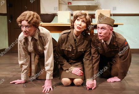 Brenda Longman, Anita Harris and Ben Stock