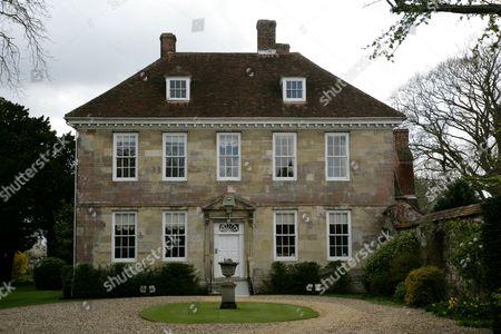 Arundells, the former home of Sir Edward Heath. Salisbury, Wiltshire, England, Britain.