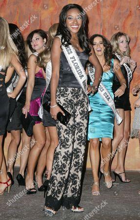 Miss Florida Anastagia Pierre