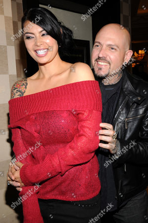 Stock Picture of Tera Patrick and Evan Seinfeld