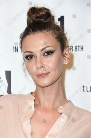 Stock Image of Olga Fonda