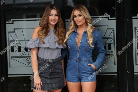 Maddie Hooper & Ruby Lacey